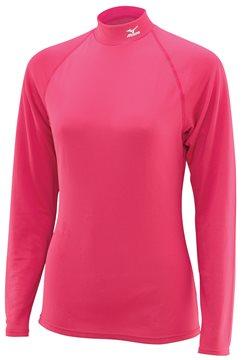 Produkt Mizuno Breath Wool L/S Highneck Shirt 73CL07264
