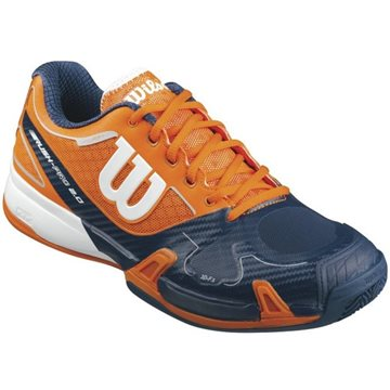 Produkt Wilson Rush Pro 2.0 Clay Men Orange