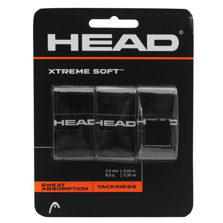 Produkt HEAD XtremeSoft Black X3