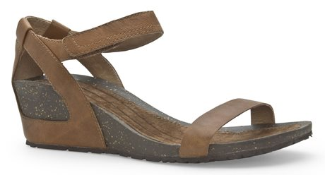 TEVA Cabrillo Strap Wedge 1000070 TAN