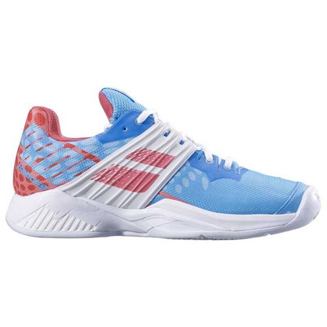 Babolat Propulse Fury Clay Women Blue/Pink