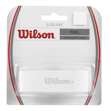 Produkt Wilson Sublime Grip White 1ks