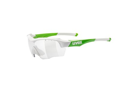 UVEX SGL 104 VARIO WHITE GREEN/SMOKE