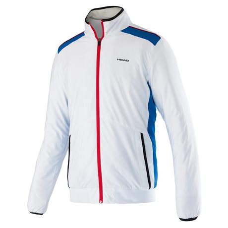 HEAD Club Men Jacket White