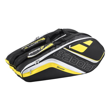 Babolat Team Line Racket Holder Yellow X12 2016