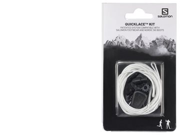 Produkt Salomon Quicklace Kit Natural 326673