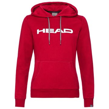 Produkt HEAD Club Rosie Hoodie Women Red/White