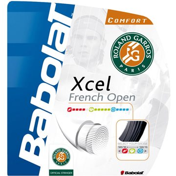 Produkt Babolat Xcel French Open Black 12m 1,30