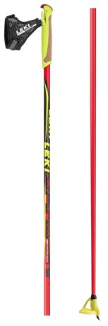 Leki Worldcup Genius Carbon 6364072 2016/17