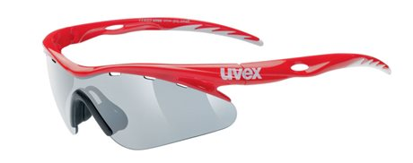 UVEX CROW PRO SMALL, RED
