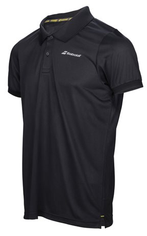 Babolat Polo Men Core Club Black