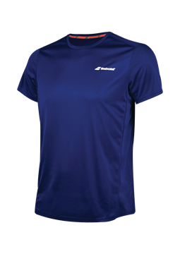 Produkt Babolat Flag Tee Boy Core Club Estate Blue