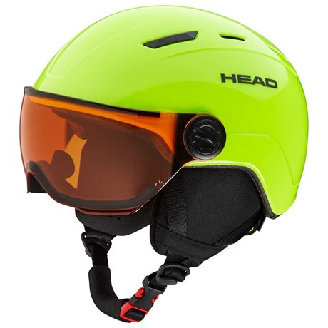 HEAD MOJO Visor lime 19/20