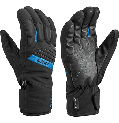Leki Space GTX black-cyan 643861303 18/19