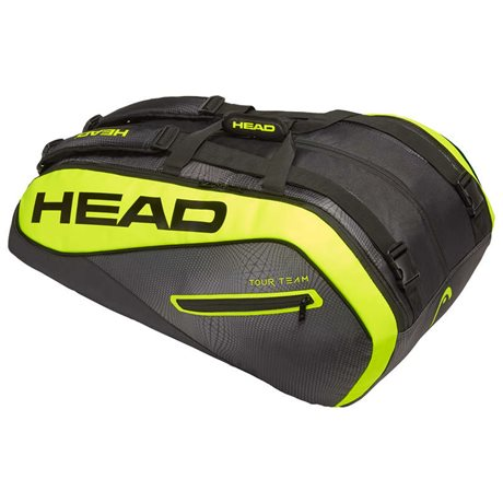 Head Tour Team Extreme 12R Monstercombi Black/Yellow 2019