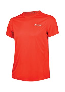 Produkt Babolat Flag Tee Boy Core Club Red 2018
