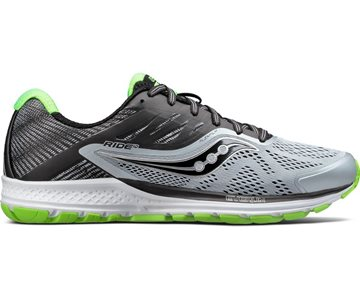 Produkt Saucony Ride 10 Grey/Black/Slime