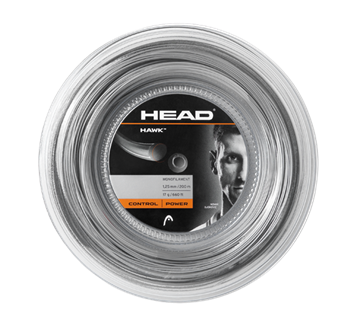Produkt HEAD Hawk 200m 1,25 Gray