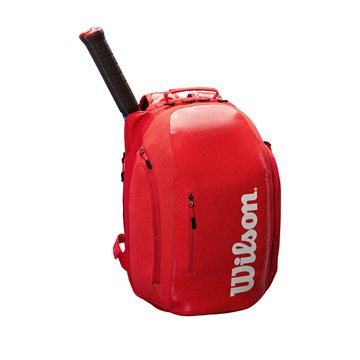 Produkt Wilson Super Tour Backpack Red 2019