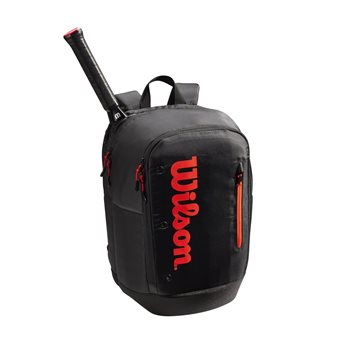 Produkt Wilson Tour Backpack Black/Red 2021