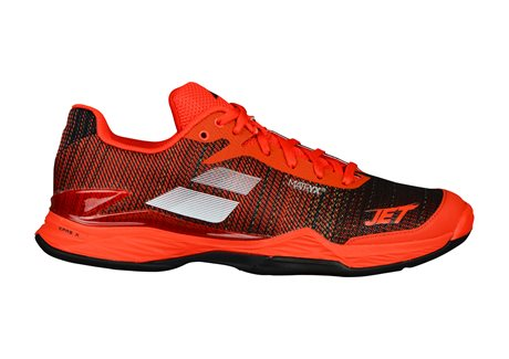 Babolat Jet Mach II Clay Men Orange/Black
