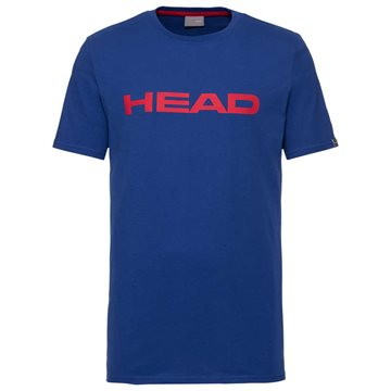 Produkt HEAD Ivan T-Shirt Junior Royal Blue/Red