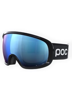 Produkt POC Fovea Clarity Comp Uranium Black/Spektris Blue + No Mirror 19/20