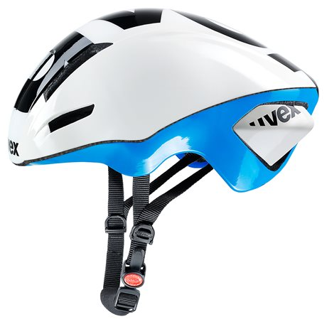 UVEX EDAero, WHITE-BLUE