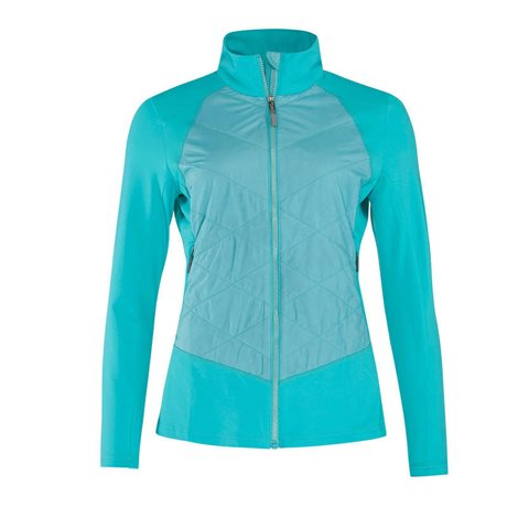 Head Sella Jacket Women Turquoise