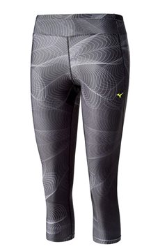 Produkt Mizuno Lotus 3/4 Tights Black J2GB621209