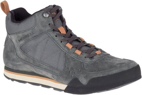 Merrell Burnt Rock Tura Mid Suede 95221