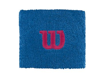 Produkt Wilson Wristband W Imperial Blue/Red