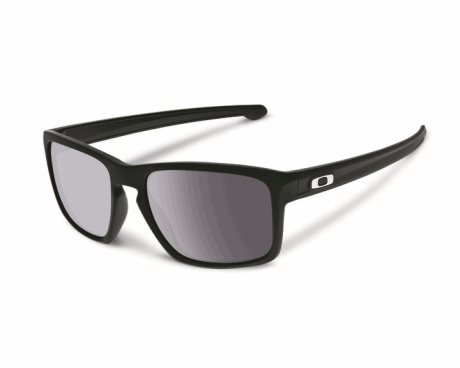 OAKLEY Sliver Matte Black w/ Grey