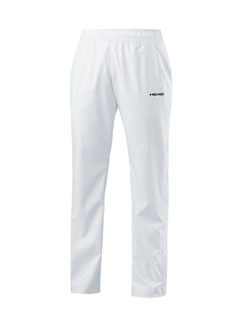 HEAD Club Pant Girl White