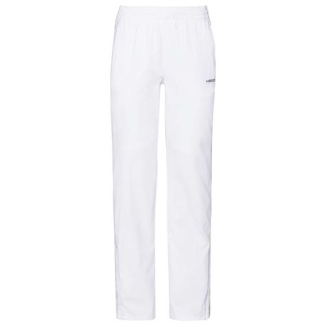 HEAD Club Pants Women White