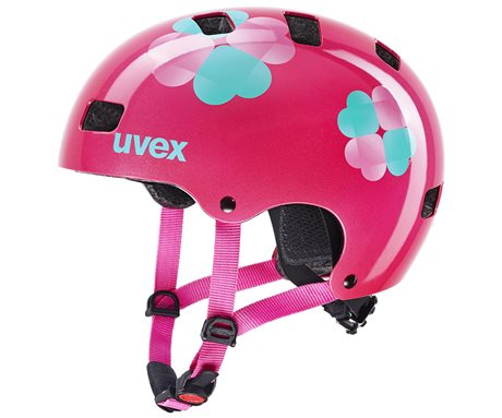 UVEX KID 3, PINK FLOWER 2021