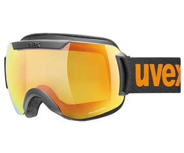Produkt UVEX DOWNHILL 2000 CV black mat/mir orange colorvision yellow S5501172530 20/21