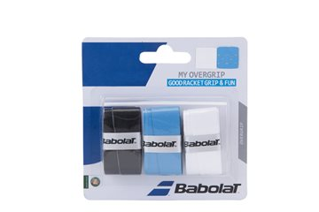 Produkt Babolat My Grip X3 White/Black/Blue