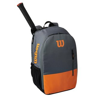 Produkt Wilson Team Backpack Grey/Orange