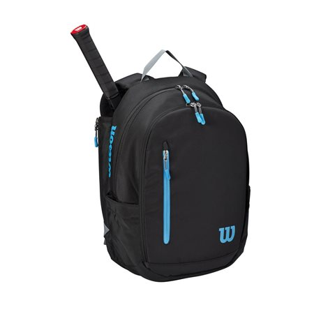 Wilson Ultra Backpack Black/Blue/Silver 2020