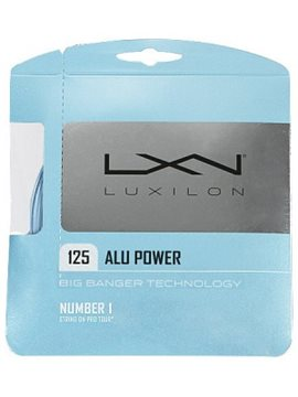 Produkt Luxilon Alu Power 1,25mm Silver 12,2m