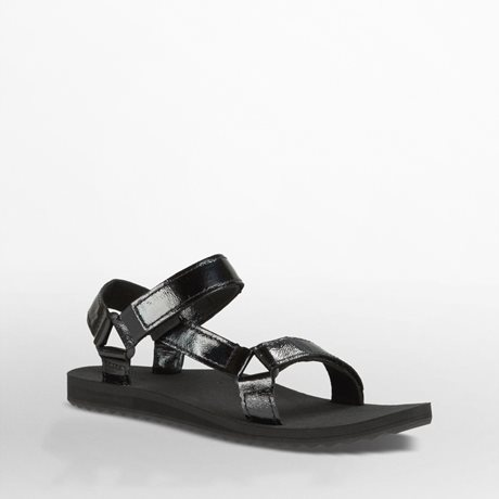 Teva Original Universal Patent Leather 1012470 BLK