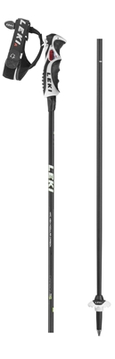 Leki Carbon 11 S black/white-neonyellow-anthracite 6326788 18/19