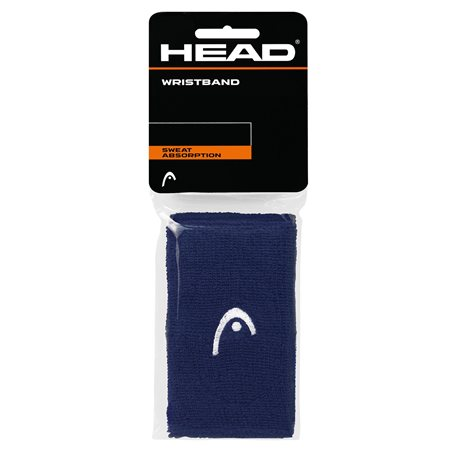 "HEAD Wristband 5"" 2016 navy"
