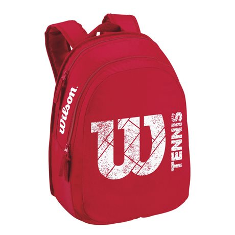 Wilson Match Junior Backpack Red