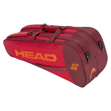 Produkt Head Core 6R Combi Red/Red 2021