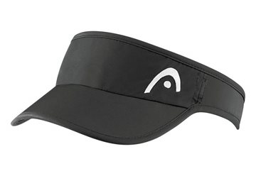 Produkt HEAD Pro Player Womens Visor Black