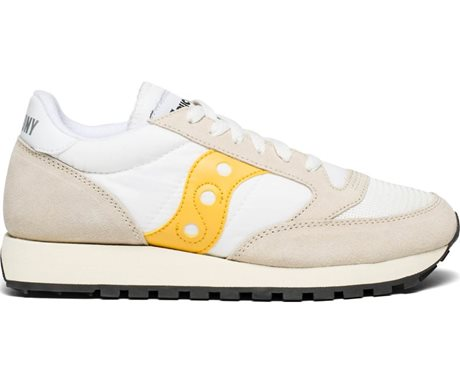 Saucony Jazz Original Vintage Cement/Yellow