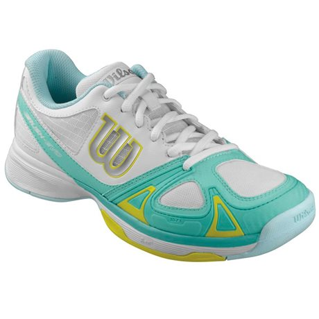 Wilson Rush Evo All Court Women White