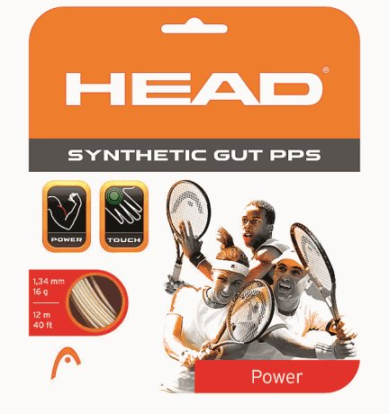HEAD Synthetic Gut PPS 12m 1,30 Gold